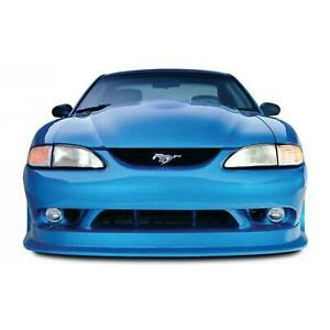 Kbd Body Kits Cobra R Style Polyurethane Front Bumper Fits Ford Mustang 94 98