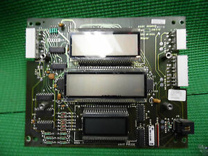 Wayne 820032 Display Board