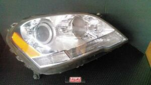 11 Mercedes Ml350 4matic Right Headlight 482725