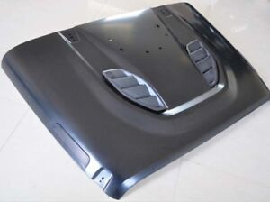 Jeep Wrangler 10th Anniversary Power Dome Hood Fits 2007 2017 W 4 Vents