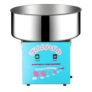 High Performance Popcorn Company Flufftastic Table Top Electric Cotton Candy