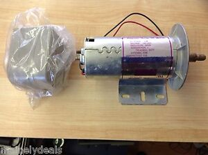 Treadmill Permanent Magnet Dc Motor Part 10776 Weslo Inc G S Electric 180 Vdc