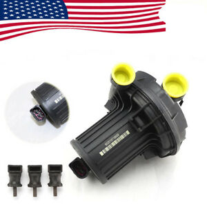 New Smog Auxiliary Secondary Air Pump Fit 1 8t 2 0 2 8 Vw Beetle Golf Jetta Audi