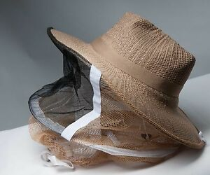 Hat Veil with straps