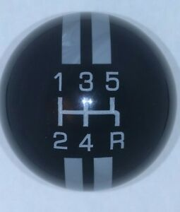 Ford Mustang Shift Knob 12x1 25 And 12x1 75 Threads 1979 2013
