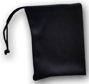 Qty 1600 Jewelry Size Travel Pouch Small Gift Bag Black Soft Microfiber Bulk Lot