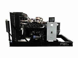 275 Kw Natural Gas Generator Pdg