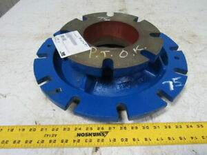 Weir Hazleton A48 Cl30 E803 07865 6 150 Slurry Pump Suction Head Casting