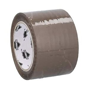 Brown Carton Sealing Packing Tapes Heavy Duty 1 8 Mil 3 X 110 Yds 2160 Rolls
