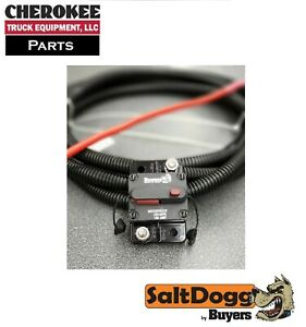 Saltdogg Buyers Products 3035937 Tailgate Spreader Power Cable Kit