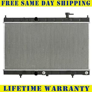 Radiator For 2014 2018 Nissan Rogue 2 0l 2 5l Lifetime Warranty Free Shipping
