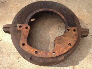 Ih Mccormick deering Farmall F 12 F 14 Ihc Transmission Engine Flywheel