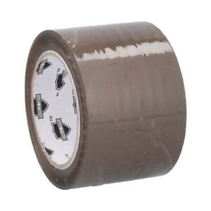 Brown tan Carton Sealing Packing Tapes Heavy Duty 1 8 Mil 3 X 55 Yds 2160 Rolls