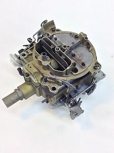 Rochester Carburetor 7029253 1969 Oldsmobile 442 400 Engine