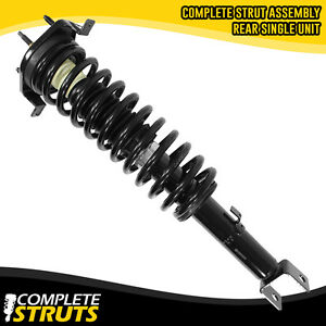New Rear Complete Strut And Spring Assembly Fits 2001 2006 Dodge Stratus Sedan