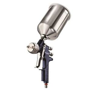 Devilbiss 703895 Tekna 1 3 1 4mm Basecoat Gravity Feed Spray Gun With 900cc Cup