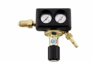 Shielded Pressure Reducers Gas Oxygen Manometer