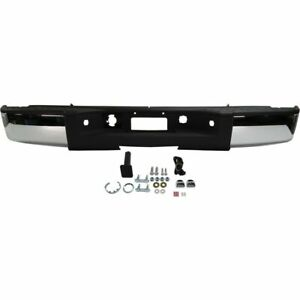 New Gm1103147 Rear Step Bumper Assembly For Chevrolet Silverado 1500 2007 2013