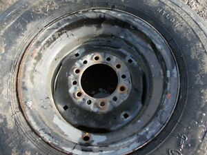 11l 15 6 Bolt Tractor Tire And Rim Tag 109