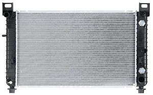 Radiator For 2000 Chevrolet Silverado 1500 4 8l 5 3l Ls Ext d Cab Pickup 4 door