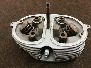 Isetta 600 Cylinder Head R h Side Oe Vintage Part 1957 59
