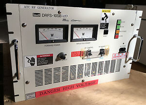 Daihen Drfs 10sb26 1000 watt 13 56mhz High Power Rf Generator 10sb
