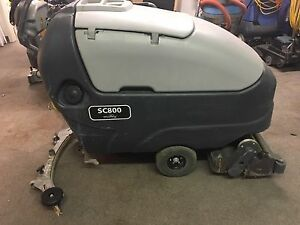 Advance Autoscrubber 28 24v Dual Cylinder Brush Low Hours Great Condition