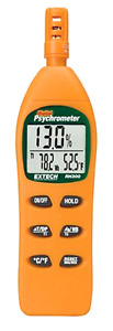 Brand New Extech Rh300 Humidity Compact Meter Large Lcd Display With Dew Point