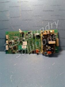 Washer Control Board For Continental Girbau P n 501236 1 327601 Used