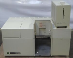 D135762 Perkin Elmer Zeeman Atomic Absorption Spectrometer 4100zl