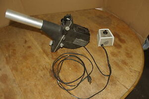 Bausch Lomb Optician Chart Projector Vintage W American Optical Control