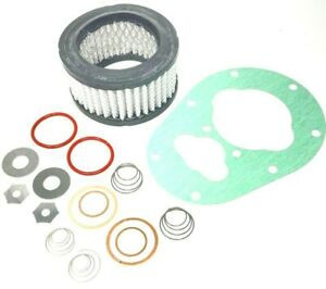 Kellogg American 311 Head Overhaul Kit Gaskets Valve Disc Air Compressor Parts