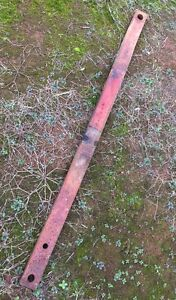 Ih International Harvester Mccormick Farmall 504 Row Crop Drawbar Draw Pull Bar