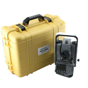 New Topcon Gowin Tks 202n 2 Reflectorless Total Station For Surveying