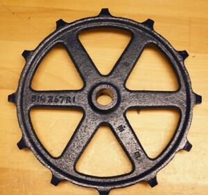 Ih Farmall C Super Side Dresser Fertilizer Big Distance Rate Sprocket Gear 12 T