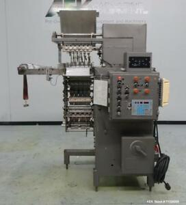 Used Circle Model V12h60 Liquid paste Vertical Form Fill And Seal Machine Un