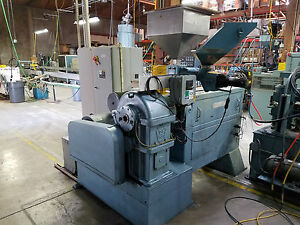 2 5 Davis standard Extruder Machine Price Reduction