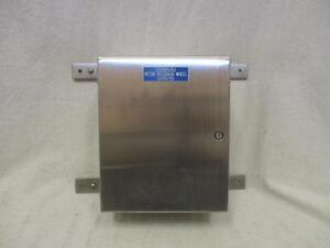 Hoffman L hc302515ss Stainless Steel Enclosure Type 4 4x 12