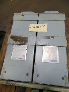 2 Ge 3 Phase Electrical Transformers 483 460 437 460y 266