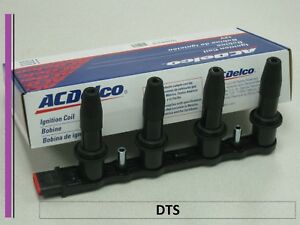 New A C Delco Ignition Coil 10458316 One Year Warranty