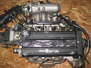 Acura Integra Dc2 B18b 1 8l Dohc Non Vtec Engine Manual Version Jdm B18b Motor