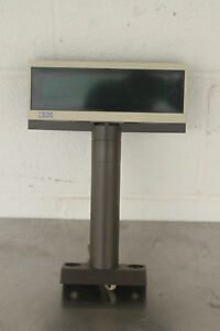 Ibm 4694 347 Pos Point Of Sale System Customer Display Pn 61p5766