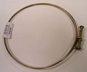 A Pair 4 Wire Hose Clamps Dust Collector Collection
