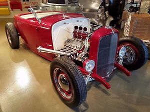 32 Ford Lakester Roadster Steel Body Kit By Brookville Roadster Shadow Rods
