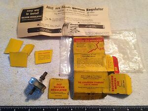 Anco Avr Automatic Vacuum Wiper Motor Regulator 1930 1950 S Windshield Wiper
