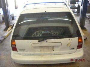 Passenger Front Seat Bucket Low Back Manual Cloth Fits 99 03 Escort 9804034