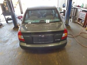 Accent 2002 Seat Rear 9866227