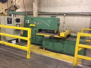 Wiedemann Wiedematic S 2550 Turret Punch Press With Tooling Warner