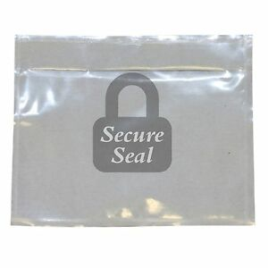 2000 4 5x5 5 Clear Packing List Envelopes Pouch 2 5mil 4 5 X 5 5 Peel