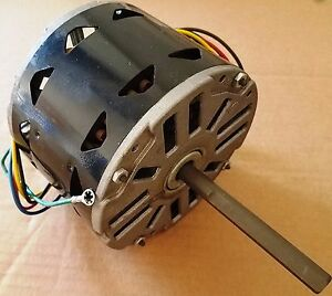 New A O Smith 1 4 Hp Single Phase Fan Motor Model F48r06c04